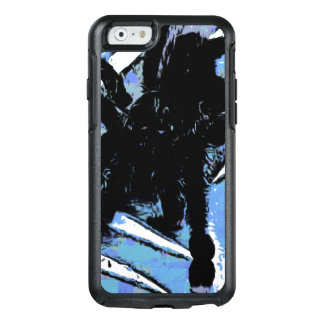 Large spider on metal surface OtterBox iPhone 6/6s case