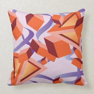 Large throw pillow