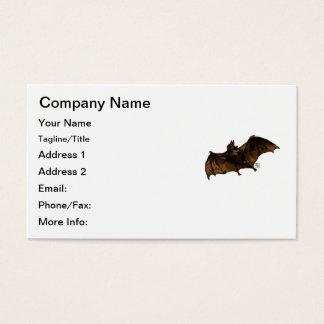 Large Vampire Bat in Flight