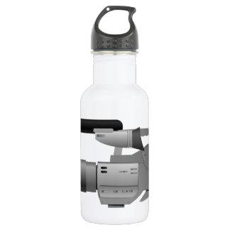 Large Video Camera Water Bottle