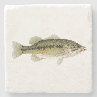 Largemouth Bass Coaster