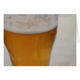 Larger Beer Card