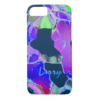 Larry Blue Transparency iPhone 7 case