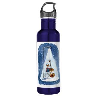 Larry Day Water Bottle