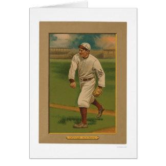 Larry Doyle Giants Baseball 1911 Card