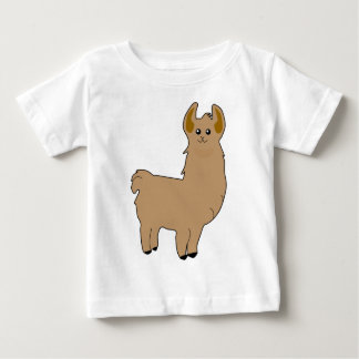 Larry the Llama Baby T-Shirt