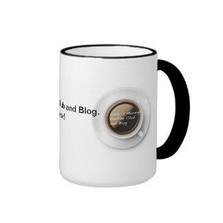 Larry's Morning Coffee Club Official Mug