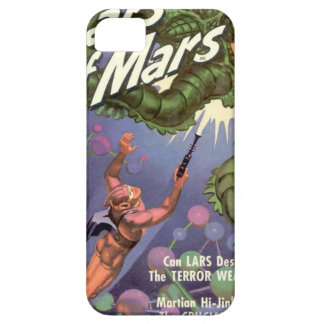 Lars of Mars and the Bug-eyed Tentacle Monster iPhone 5 Cover