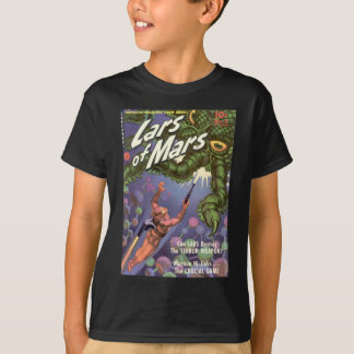 Lars of Mars and the Bug-eyed Tentacle Monster T-Shirt