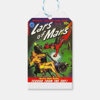 Lars of Mars Gift Tags
