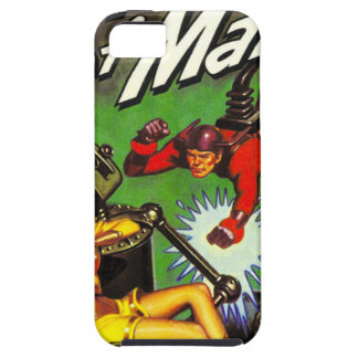 Lars of Mars iPhone 5 Cover