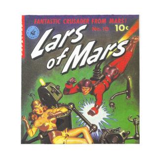 Lars of Mars Notepad