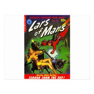 Lars of Mars Postcard