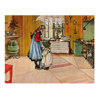 Larsson: The Kitchen Postcard