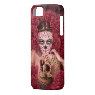 Las Calaveras iPhone 5 Case