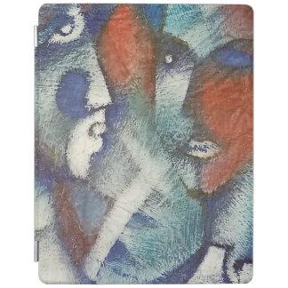 Las Caras iPad Cover