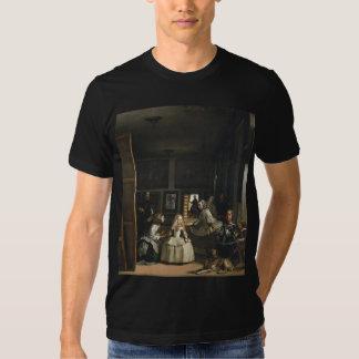 Las Meninas Diego Velázquez Fine Art Shirts