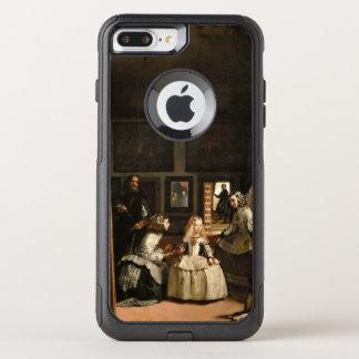 Las Meninas OtterBox Commuter iPhone 8 Plus/7 Plus Case