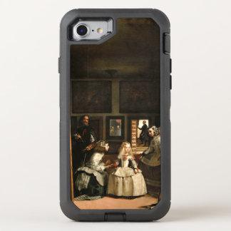 Las Meninas OtterBox Defender iPhone 8/7 Case