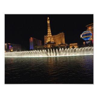 Las Vegas 14x11 Photo Print