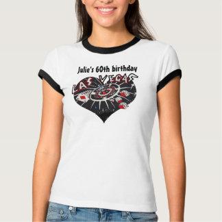 Las Vegas 50th Birthday T-Shirt