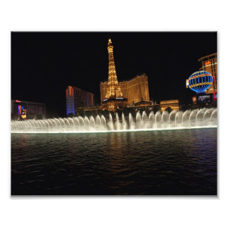 Las Vegas 8x10 Photo Print