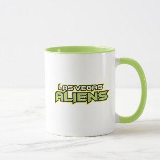 Las Vegas Aliens 11 oz Mug