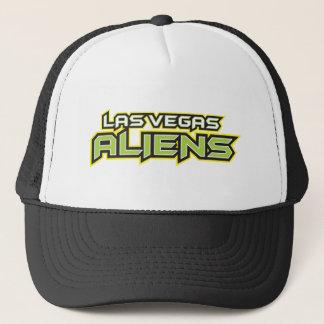 Las Vegas Aliens Trucker Hat