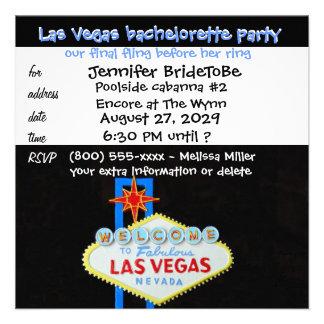 Las Vegas Bachelorette Final Fling Announcements