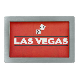 Las Vegas Belt Buckle