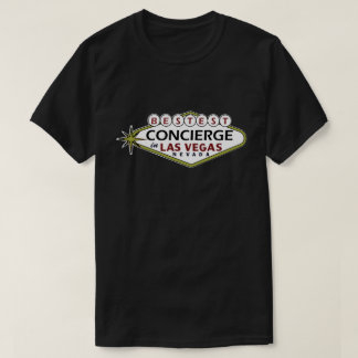Las Vegas Bestest Concierge T-Shirt