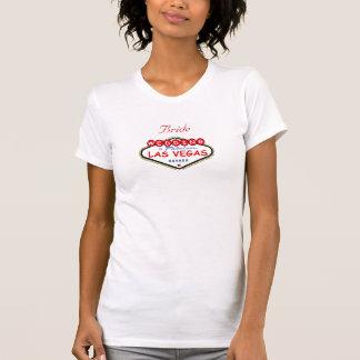Las Vegas Bride Ladies Camisole T-Shirt