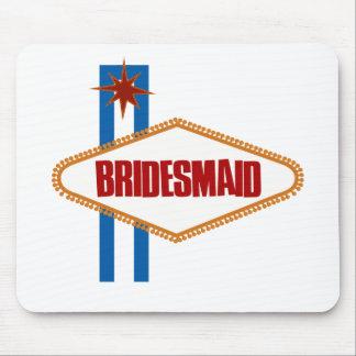 Las Vegas Bridesmaid Mouse Pads