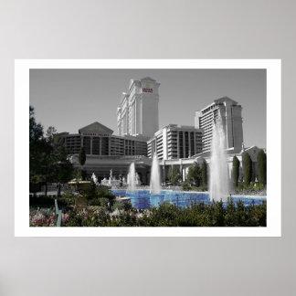 Las Vegas: Caesars Palace Print