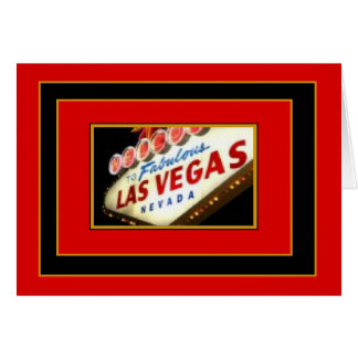 Las Vegas Card