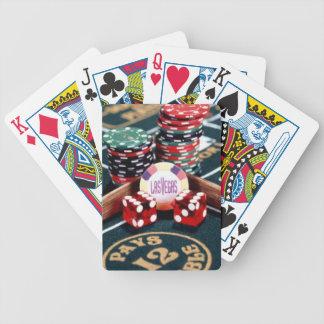 Las Vegas Casino Bicycle Card Deck