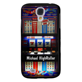 Las Vegas Casino Slot Machine Galaxy S4 Cover