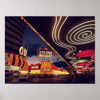 Las Vegas Casinos Poster
