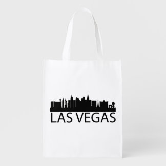 Las Vegas Cityscape Market Totes