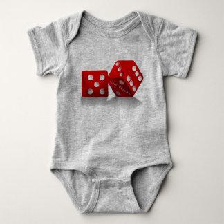 Las Vegas Dice Baby Bodysuit