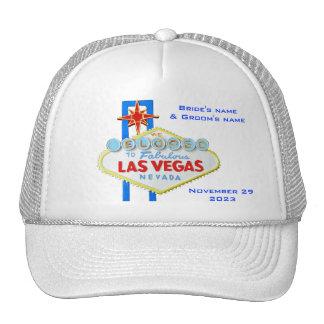 Las Vegas Elope Announcement Cap