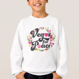 Las Vegas For Peace Sweatshirt