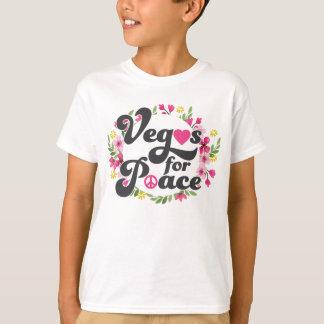 Las Vegas For Peace T-Shirt