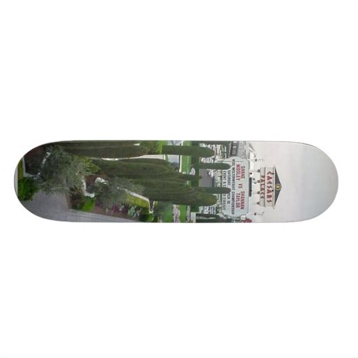 Las Vegas Fountains Hotels Casinos Caesars Palace Skateboard Decks
