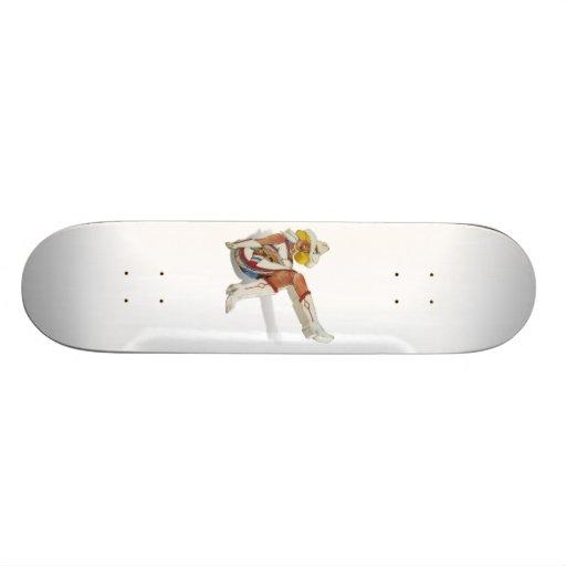 Las Vegas, Fremont Street - Glitter Gultch Gal Skate Board Decks