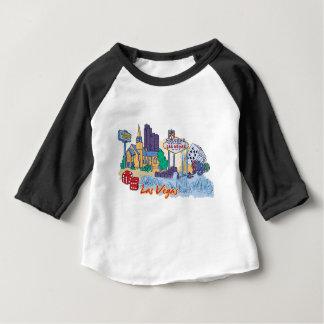 Las Vegas Fun In The Sun Baby T-Shirt
