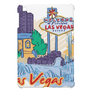 Las Vegas Fun In The Sun iPad Mini Covers