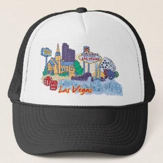 Las Vegas Fun In The Sun Trucker Hat