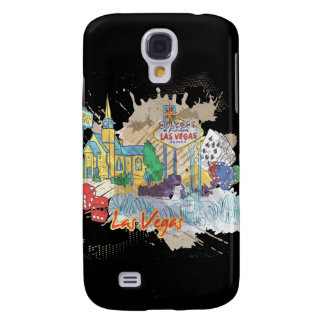 Las Vegas Galaxy S4 Cases