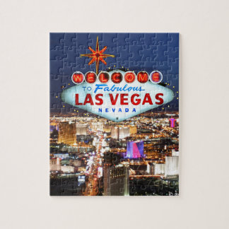 Las Vegas Gifts Jigsaw Puzzle